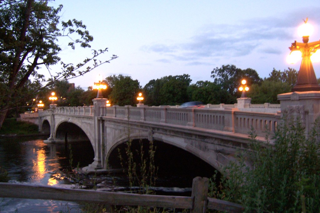 Leeper Park Bridge, South Bend