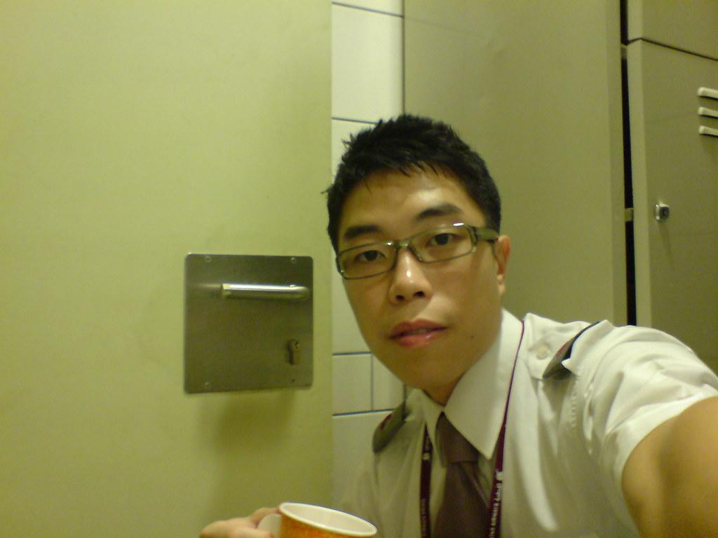 衣櫃裡的男人 | ToM.wcp | Flickr