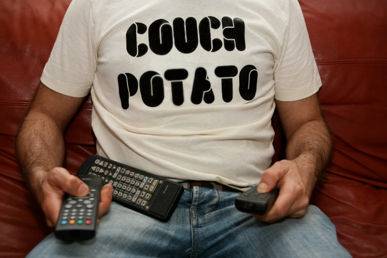 Couch Potato | Banalities | Flickr