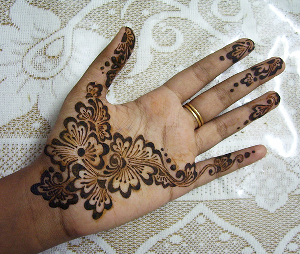 Henna for Eid