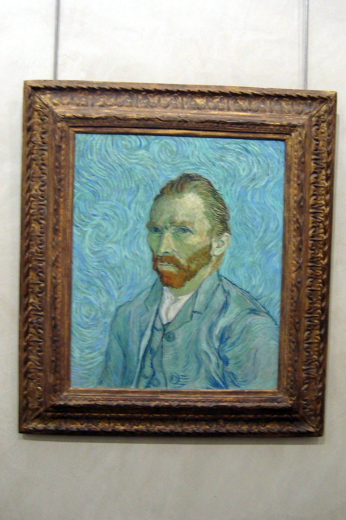 Musee D Orsay Van Gogh : musee, orsay, Paris, Musée, D'Orsay:, Vincent, Gogh's, Portrait, L'ar…, Flickr