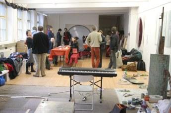 atelier robert schaberl, publikum
