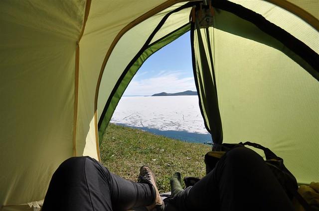 Best wild campsite ever?
