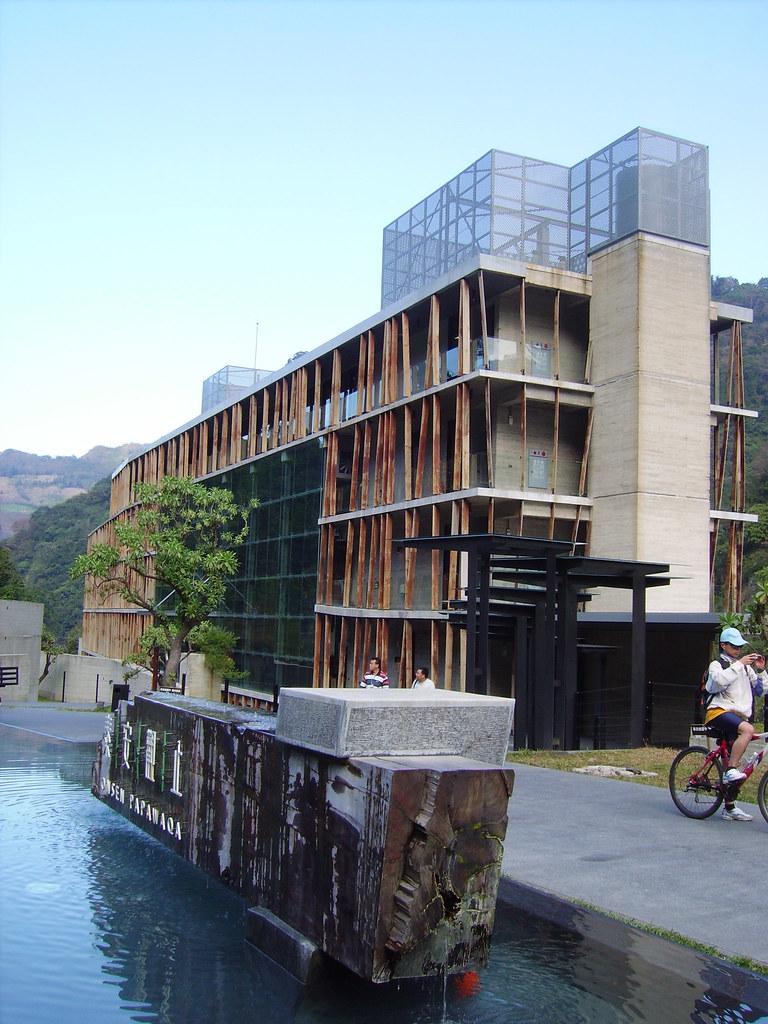 泰安觀止溫泉會館   是我很喜歡的清水模建築   William Shih   Flickr