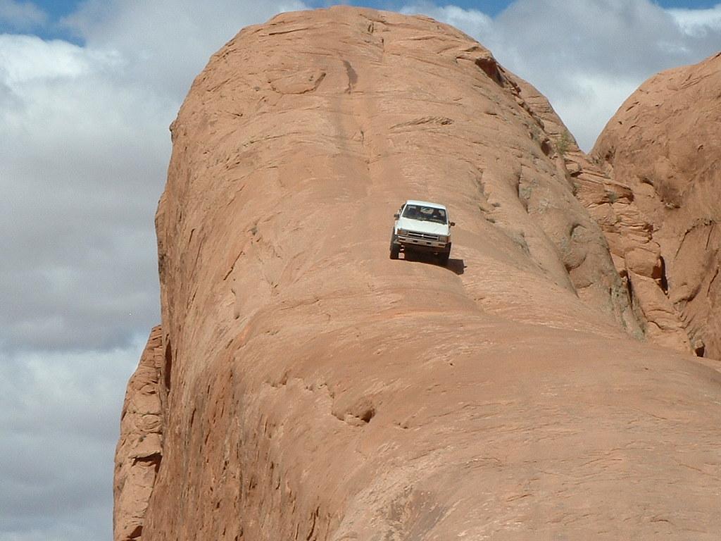 Lion's Back in Moab, UT
