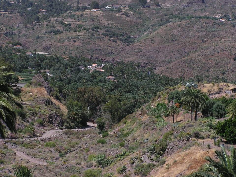 El Ingenio de Santa Lucia Barranco de Tirajana isla de Gran Canaria 135