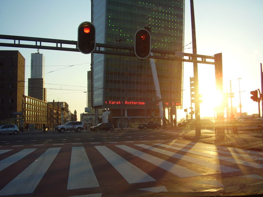 Rotterdam Daily Photo: Location throwback