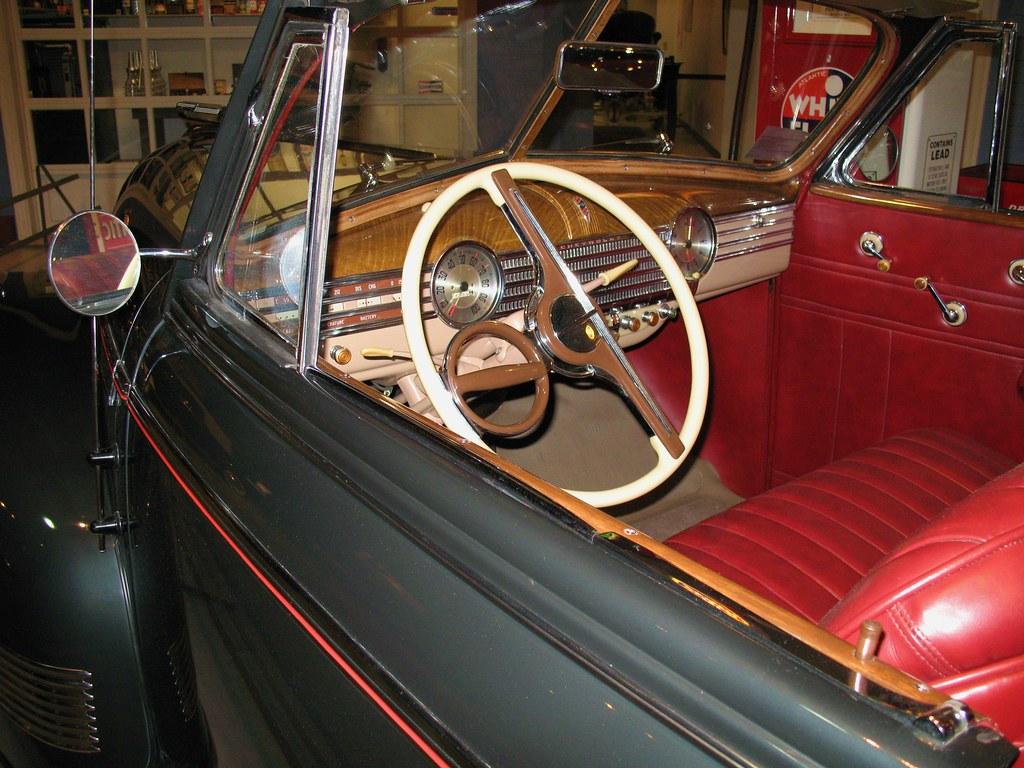1941 Chevrolet Dash Dash And Interior Of 1941 Chevrolet