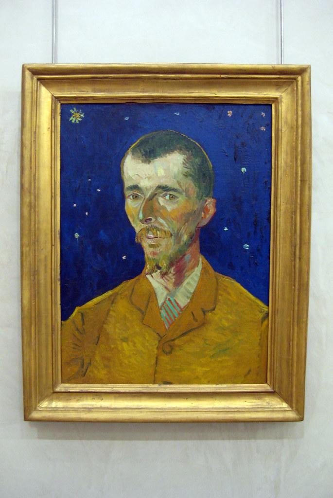 Musee D Orsay Van Gogh : musee, orsay, Paris, Musée, D'Orsay:, Gogh's, Eugéne, Vincent, Flickr