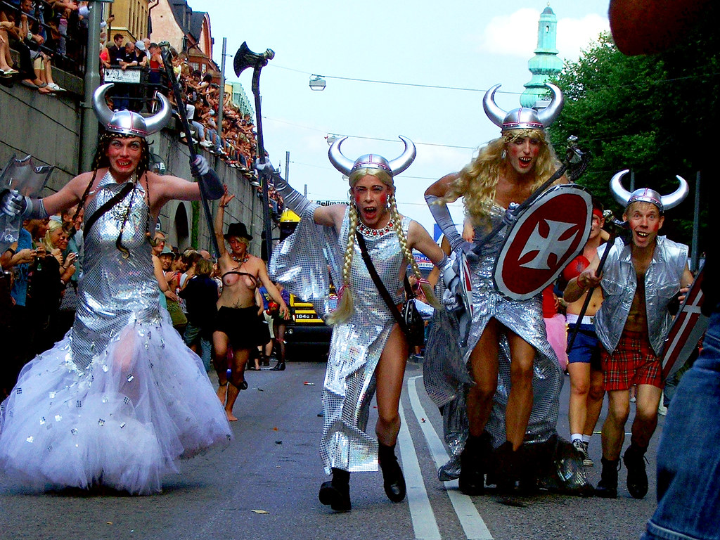 Gay Vikings Attack  Alejandro Gonzalez Castilla  Flickr