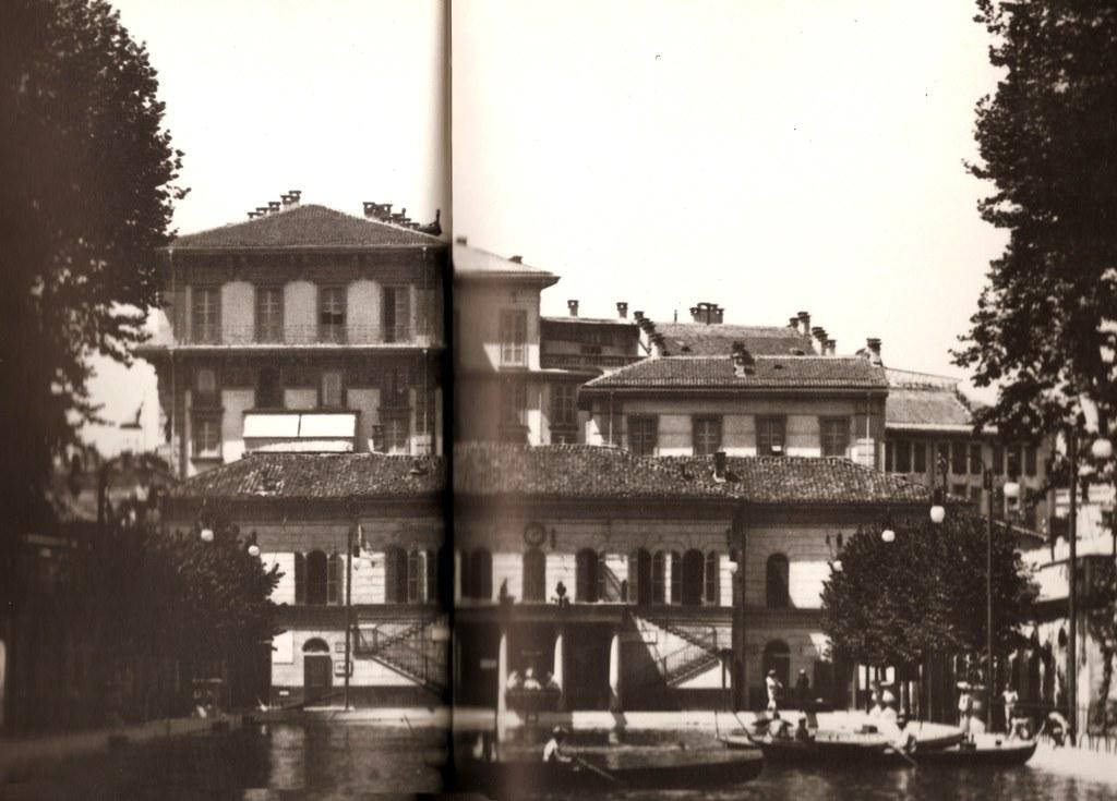 Milano 1892  Bagno di Diana prima piscina di Milano inaug  Flickr