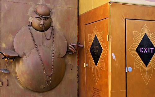 Modern Buddha