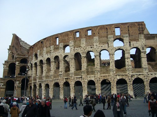 Colosseum (圓形競技場,鬥獸場) | 不用推薦電影了吧? 神鬼戰士(Gladiator)都該看過 | Flickr