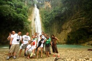 CDP Group Picture at Mantayupan Falls