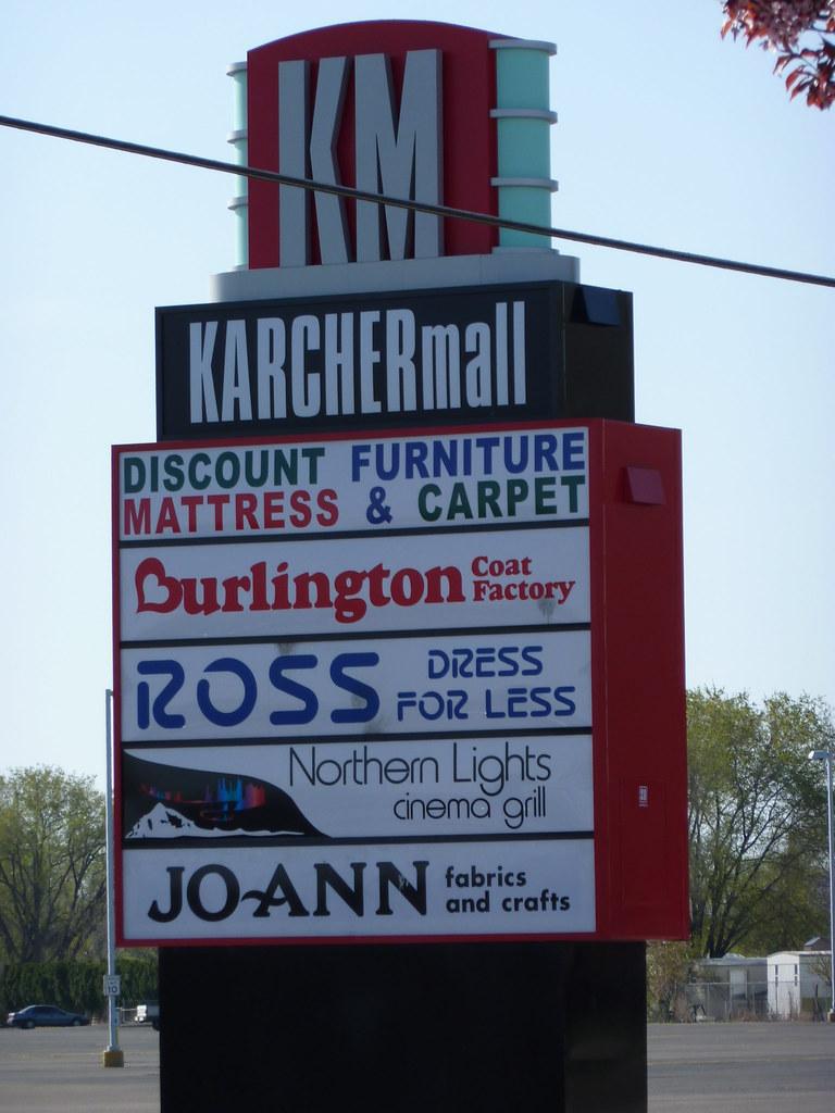Karcher Mall : karcher, Karcher, Three, Signs, Wer…, Flickr