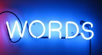 WORDS | Joseph Kosuth. Four Words Four Colors (1965) - Detai… | Flickr