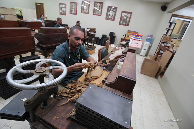 Fábrica de habanos