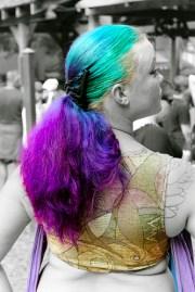 cool color spectrum hair