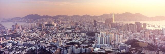 Beacon Hill, Hong Kong (617 Version) 香港, 筆架山