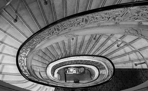 Bellevue Staircase