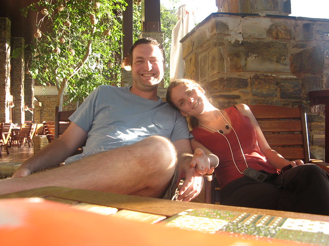 Anniversary weekend away to the Drakensberg - February 2007 -  - 194