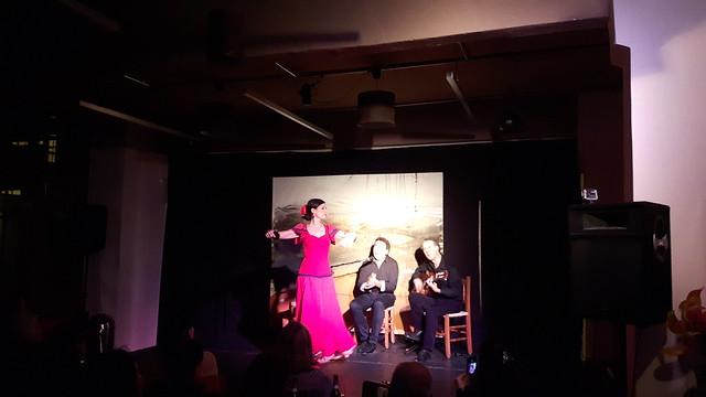 Tablao Flamenco - Februar 2016