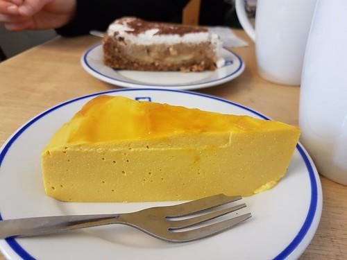 Mangotofukaka på Vege Bistro