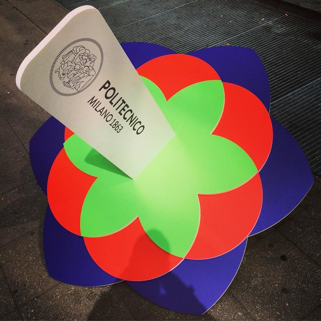 The design policy lab is a research lab at the design department of the politecnico di milano. Tutto Pronto Per L Inaugurazione Di Design X Designers 201 Flickr