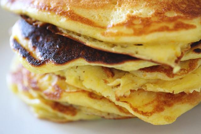 Orange Pancakes - 14