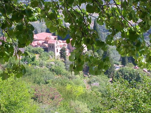 Castle Mystras