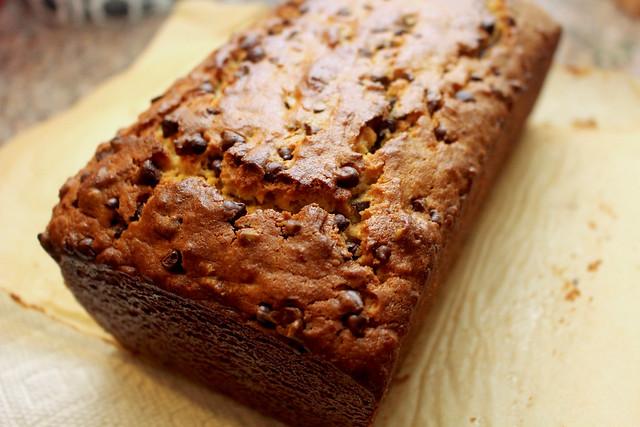 Cannoli Pound Cake - 17
