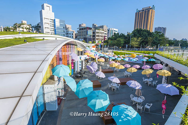 Harry_28105,草悟道文創展,虹圖大展,傘傘動人插畫藝術季,傘下玩創意,洋傘,雨傘,戶外裝置藝術,戶外美術,… | Flickr
