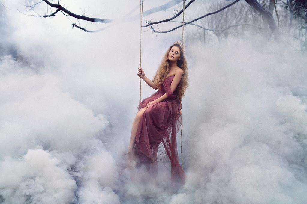 Wallpaper Vape Girl Cloud Dreamer Today Adam Bird Photography Came Up To