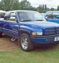 300 dodge ram 1500 truck 2nd gen 1997 by robertknight16 [ 1024 x 768 Pixel ]
