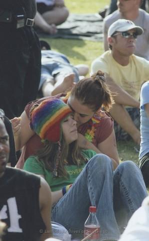 JackFM Stage at San Diego LGBTQ Pride Festival, 2007