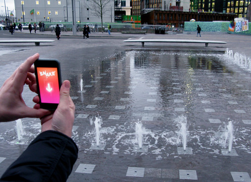 fountain app