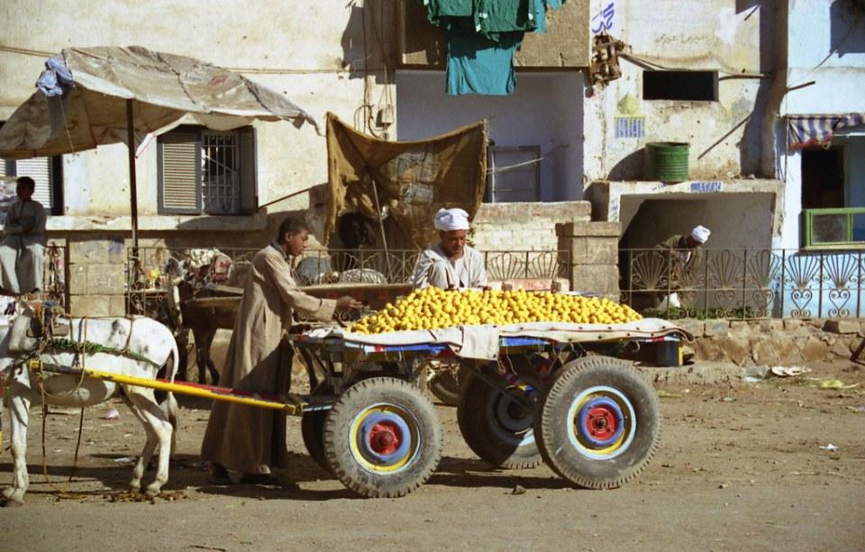 Mercado-Egipto