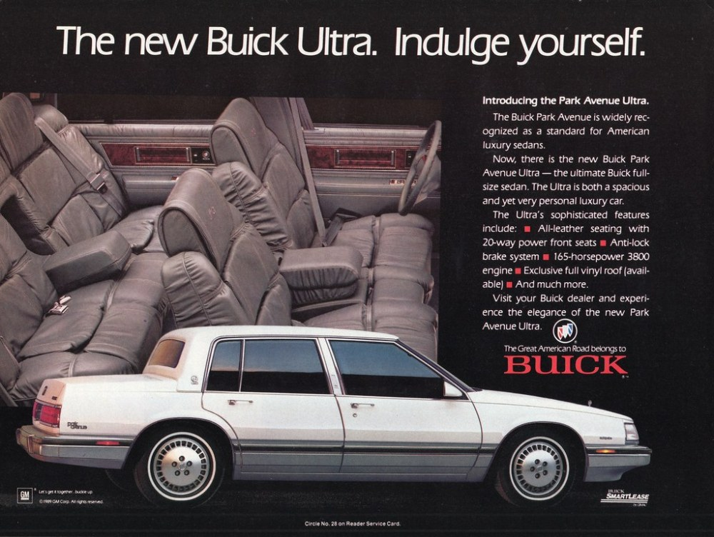medium resolution of  1989 buick park avenue ultra by aldenjewell