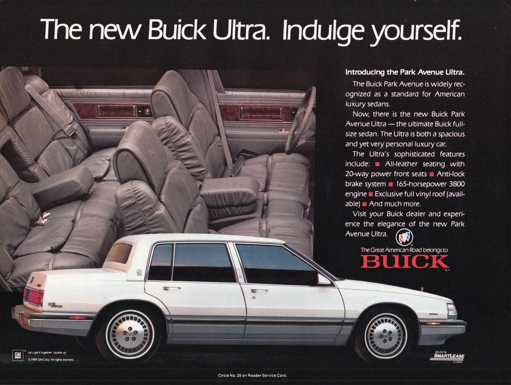 hight resolution of  1989 buick park avenue ultra by aldenjewell