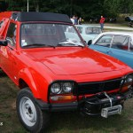 Peugeot 504 Pick Up 4x4 Dangel Rassemblement De Weiterswil Flickr