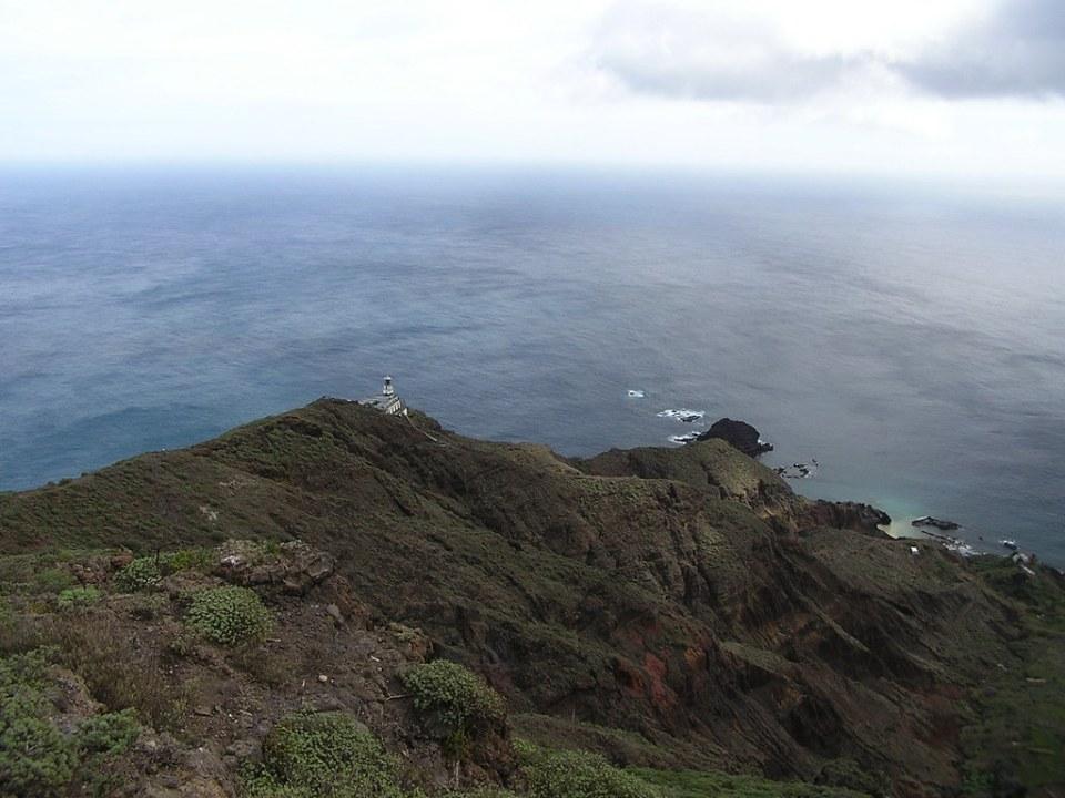 Ruta Taganana Faro de Anaga Roque Bermejo isla de Tenerife Islas Canarias 25