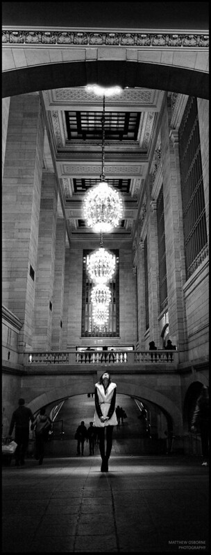 Inside Grand Central Terminal, NYC