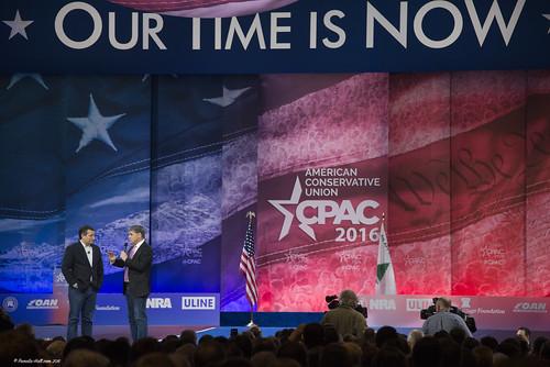 Sen Ted Cruz and Sean Hannity