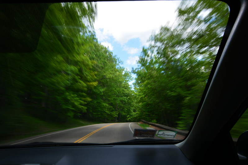Accidental, but like the road capture