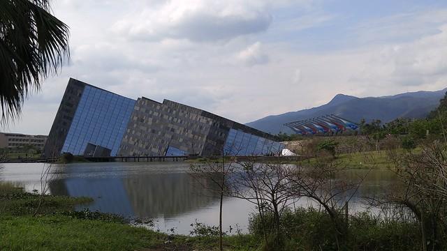 Lanyang Museum, Yilan