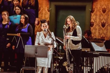 Brooklyn Youth Choir w/ Shara Worden