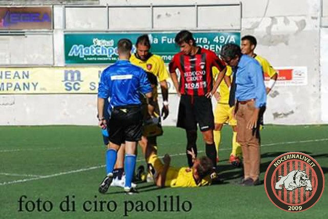 FC Sant'Agnello - Città di Nocera 3-1