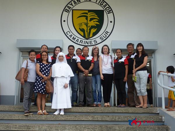 Viaje seguimiento Filipinas 2016