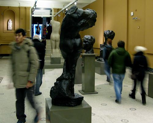V&A Rodins