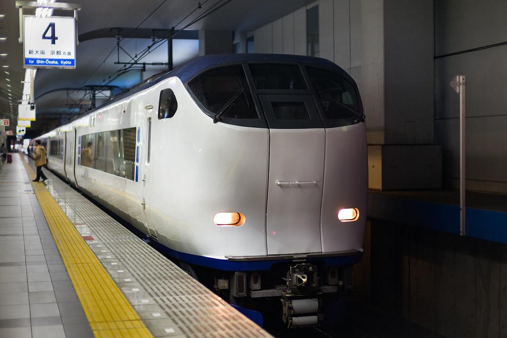 L1120957   Haruka express to Kyoto   烏巴巴   Flickr